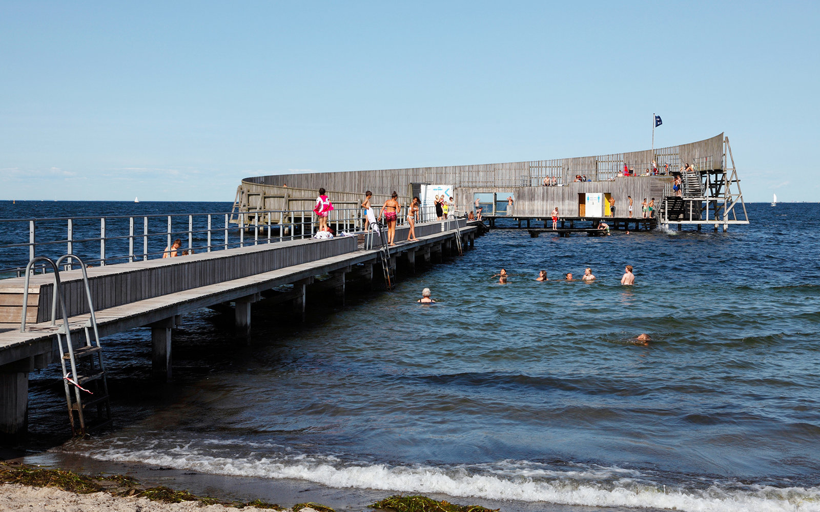 Amager Beach Park kastrup søbad | travel + leisure | travel + leisure