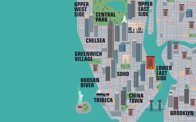 Explore Thousands of New York City Landmarks with this Interactive on