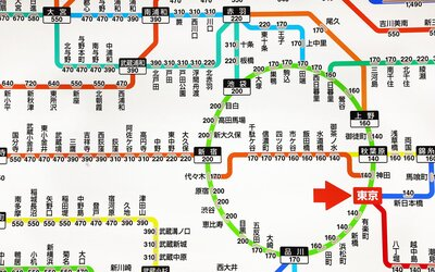Tokyo Subway Map Hd.Tokyo S Subway System Is About To Get Easier To Navigate Travel