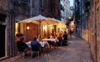Off The Beaten Track In Venice Travel Leisure Travel