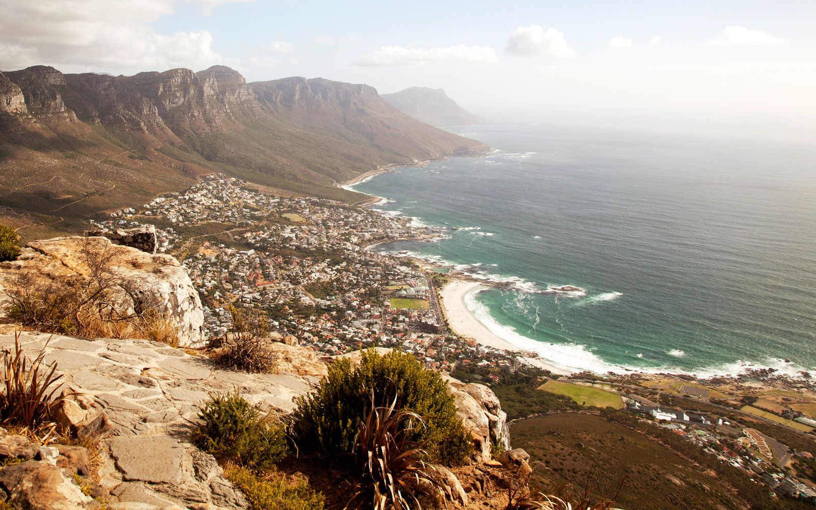 No. 1: Cape Town, South Africa