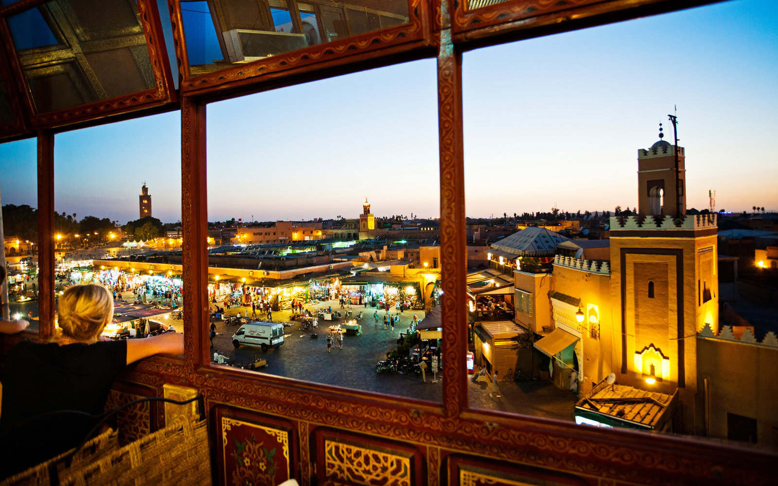 No. 5: Marrakesh, Morocco