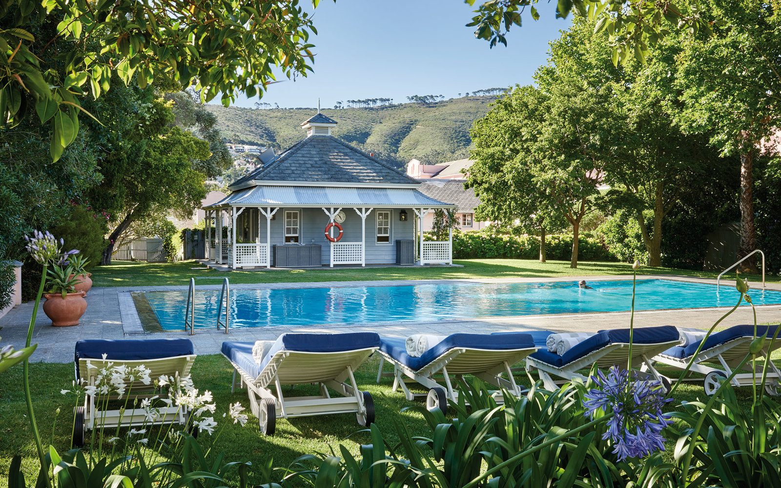 No. 9: Belmond Mount Nelson Hotel,  Cape Town,  South Africa