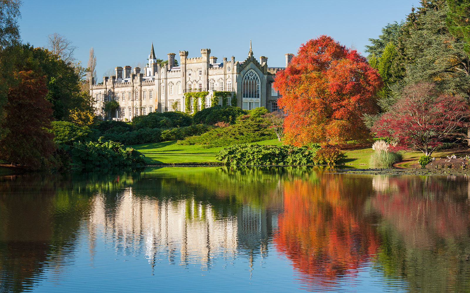 Sheffield Park House and Garden