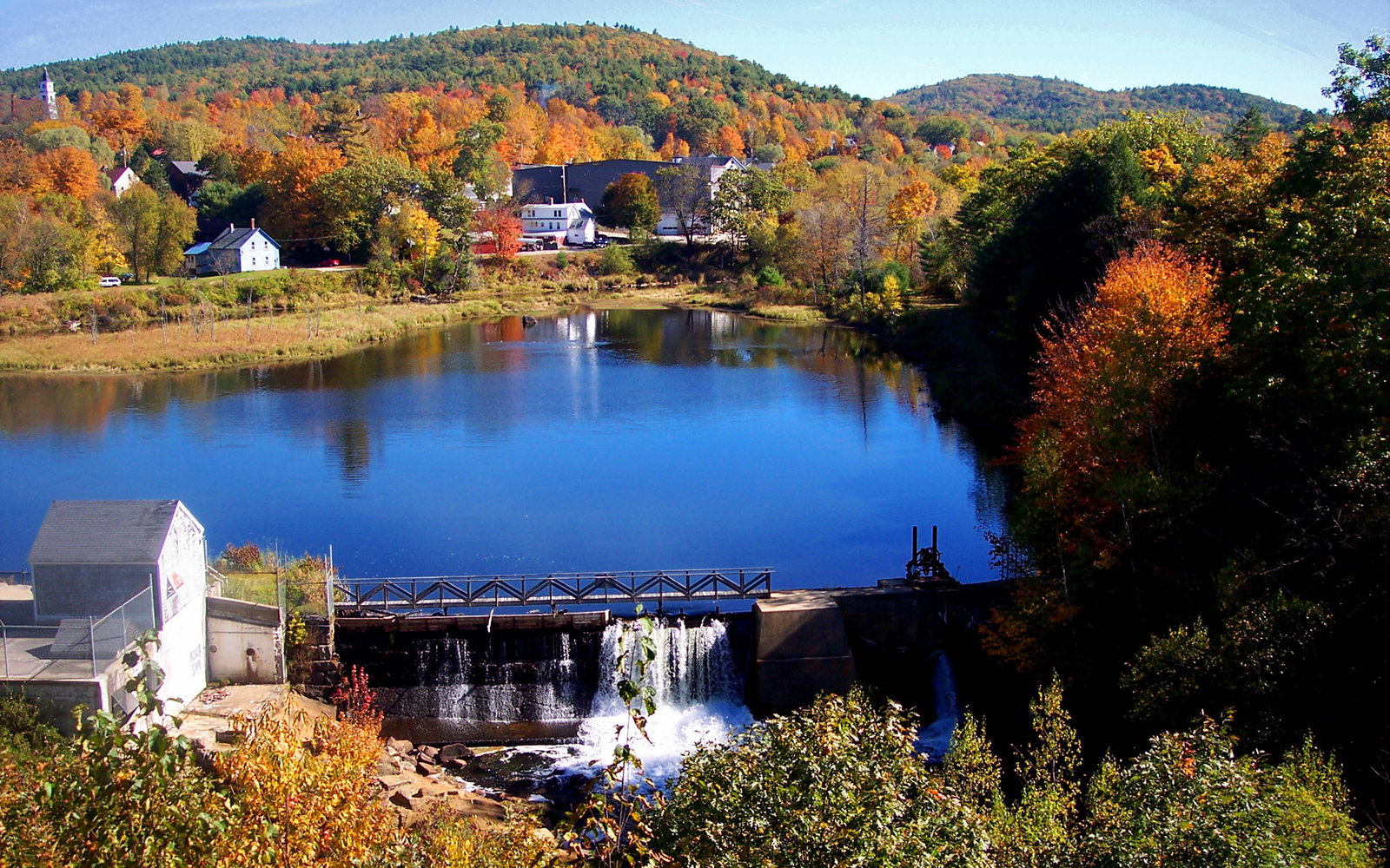 Where to See Fall Foliage in New Hampshire