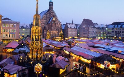 Christmas In Germany Pictures.Christmas In Germany Travel Leisure