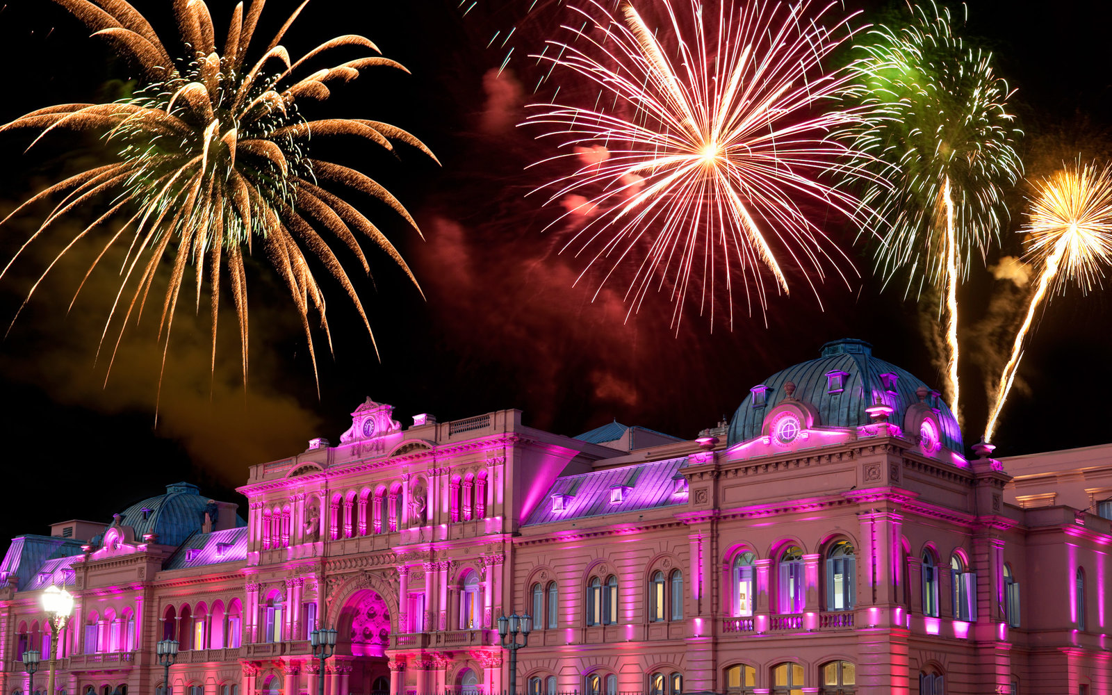 Buenos Aires Argentina New Year's Eve