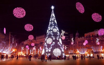 142986018 Where to Spend Christmas in Spain | Travel + Leisure