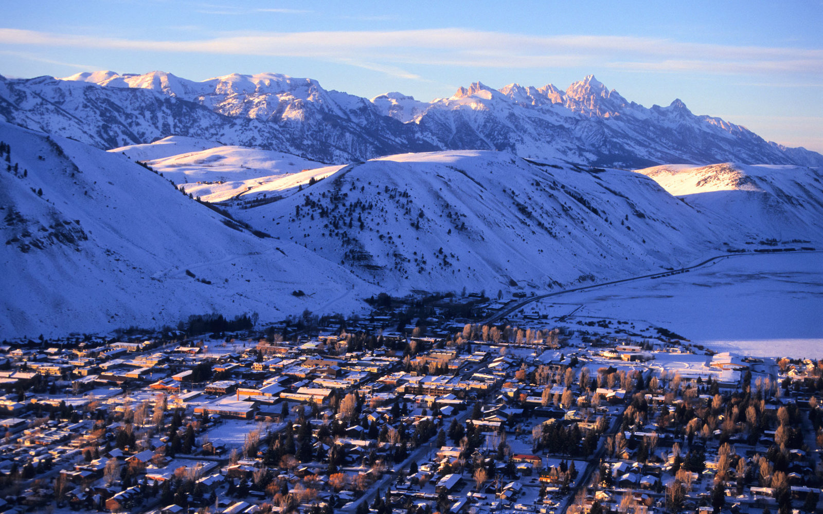 America's Favorite Mountain Towns
