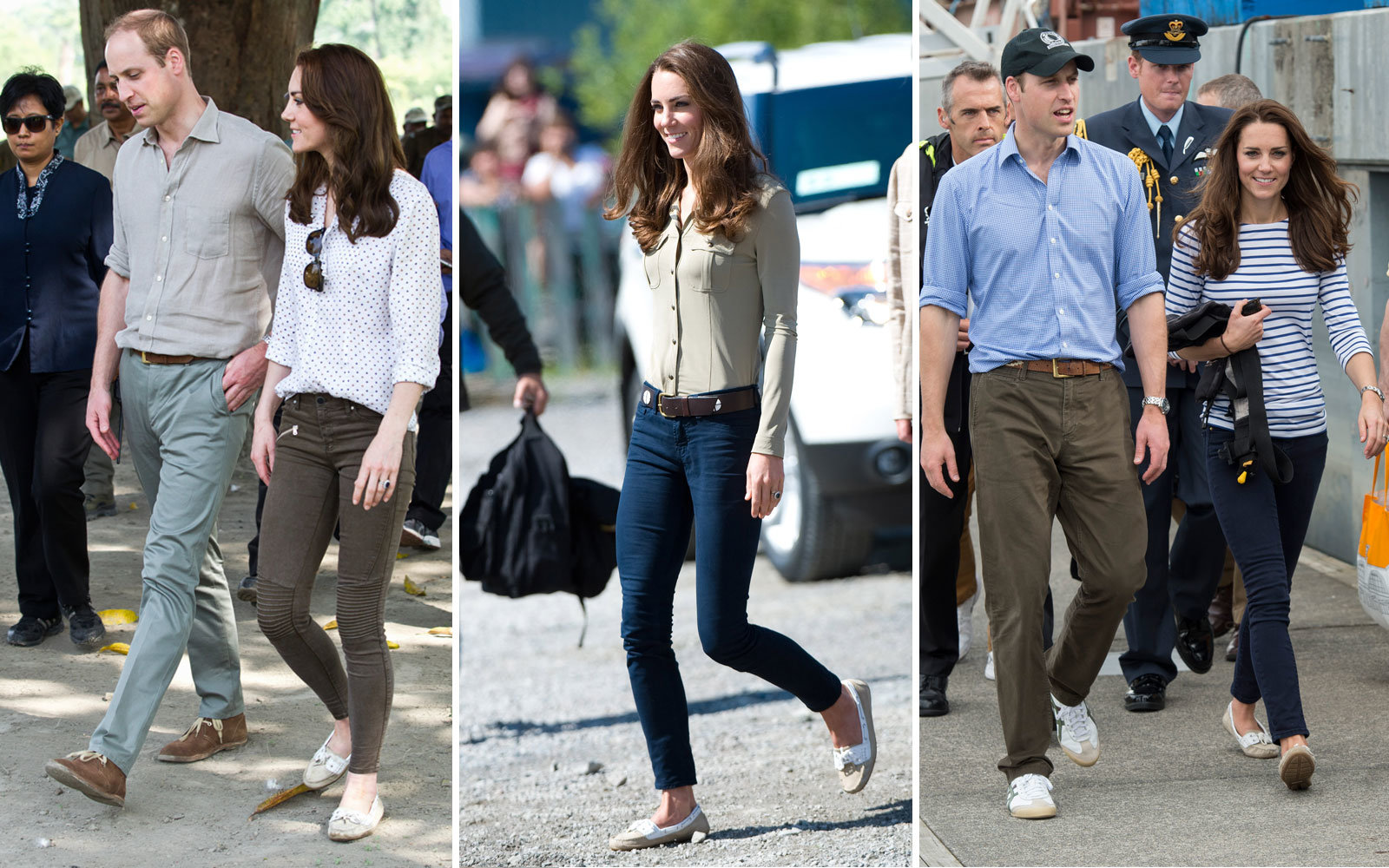Kate Middleton Travel Outfit Inspiration