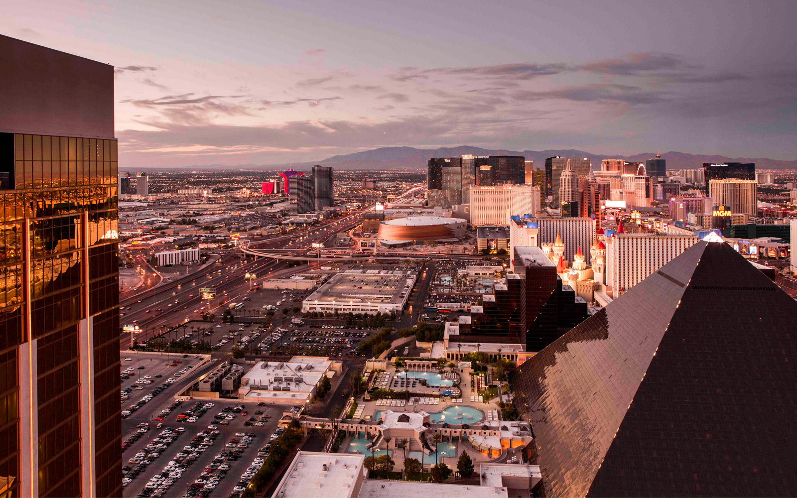 The Perfect Three-Day Weekend in Las Vegas