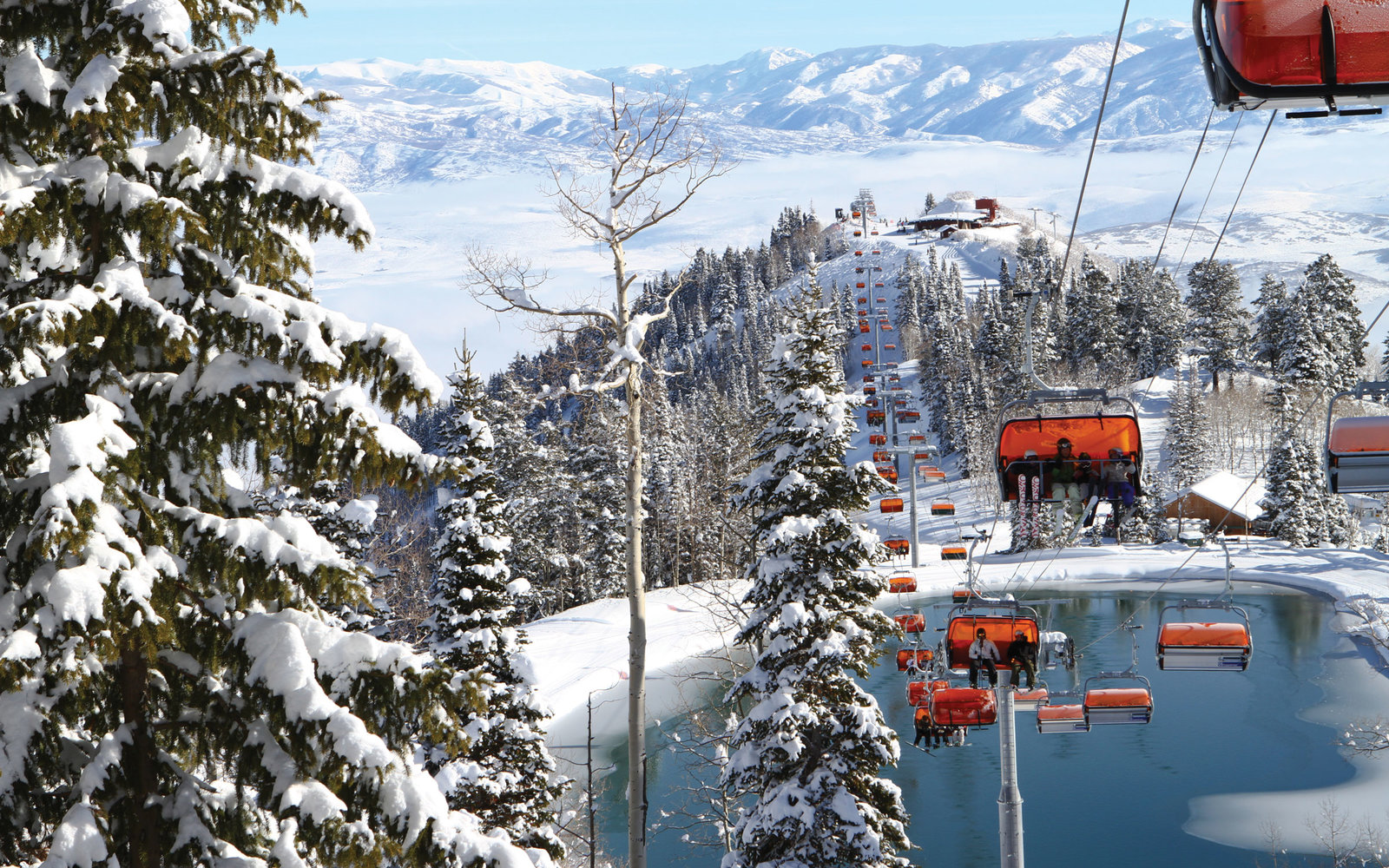 Vail Acquires Park City Mountain Resort, Plans Country's Largest Ski Area