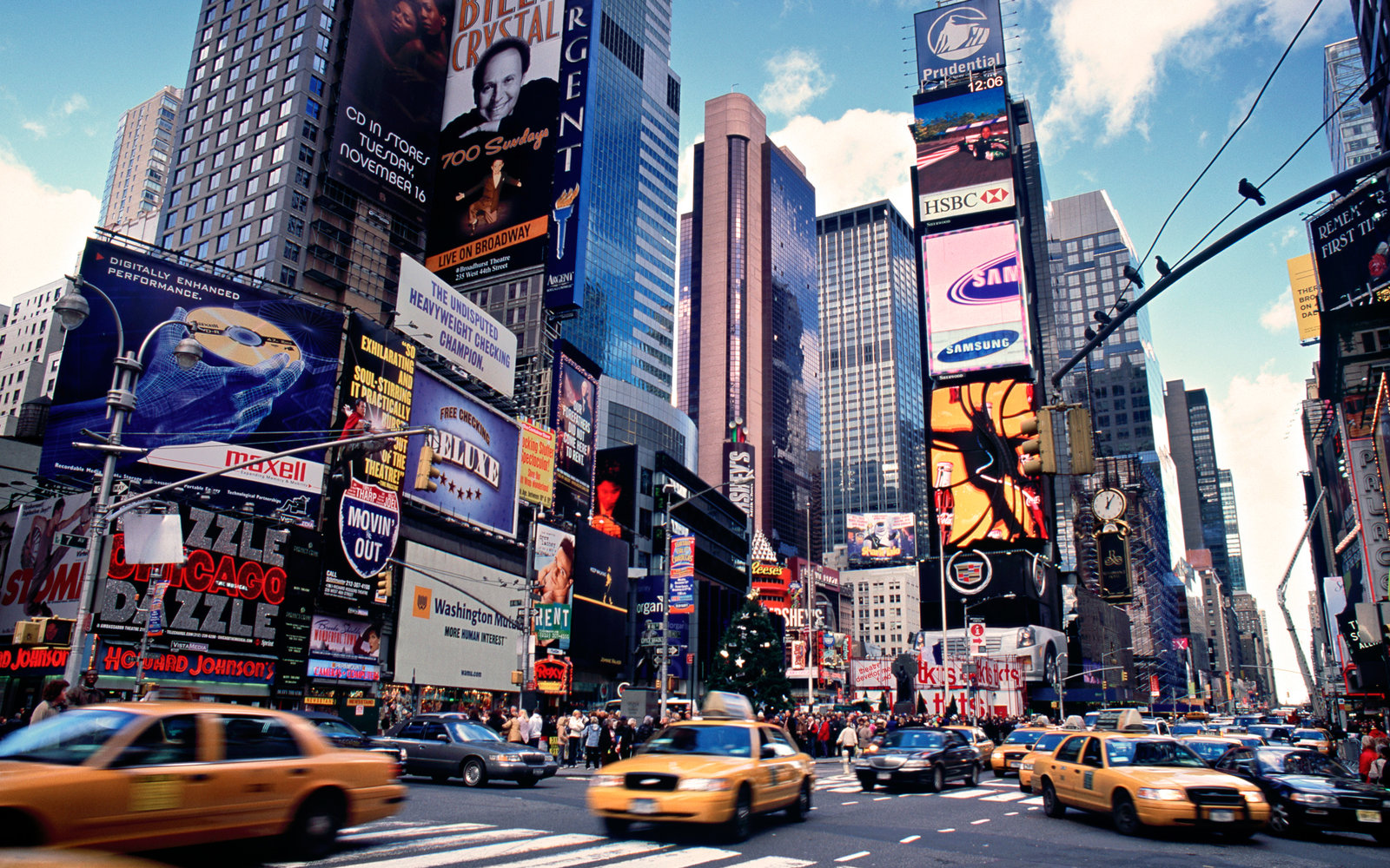 Where To Eat In New York Citys Times Square Travel
