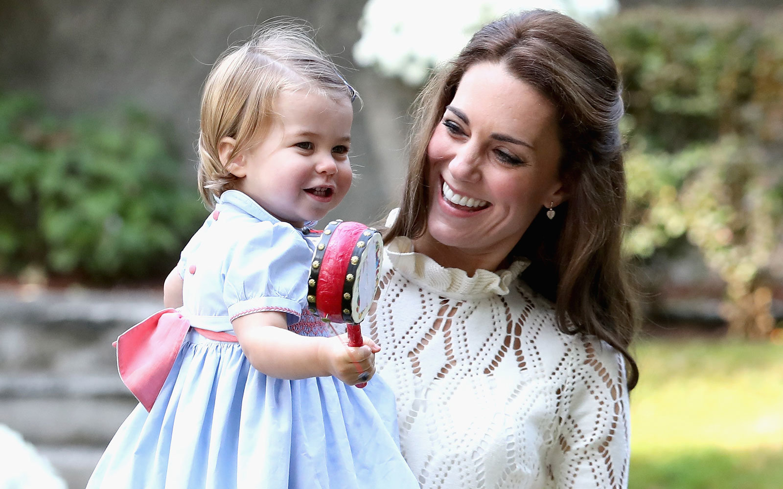 The Princess and the Duchess.
