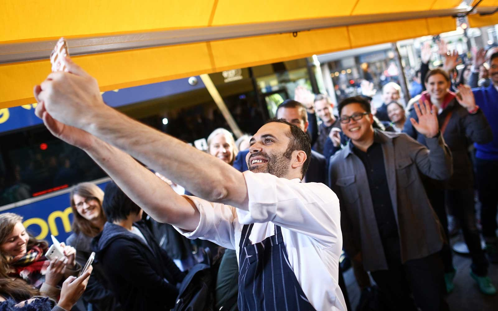 What Chefs Eat in New York City