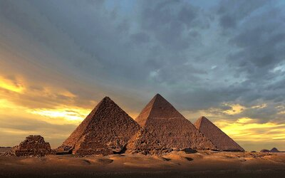 Secrets of the Great Pyramids of Giza | Travel + Leisure