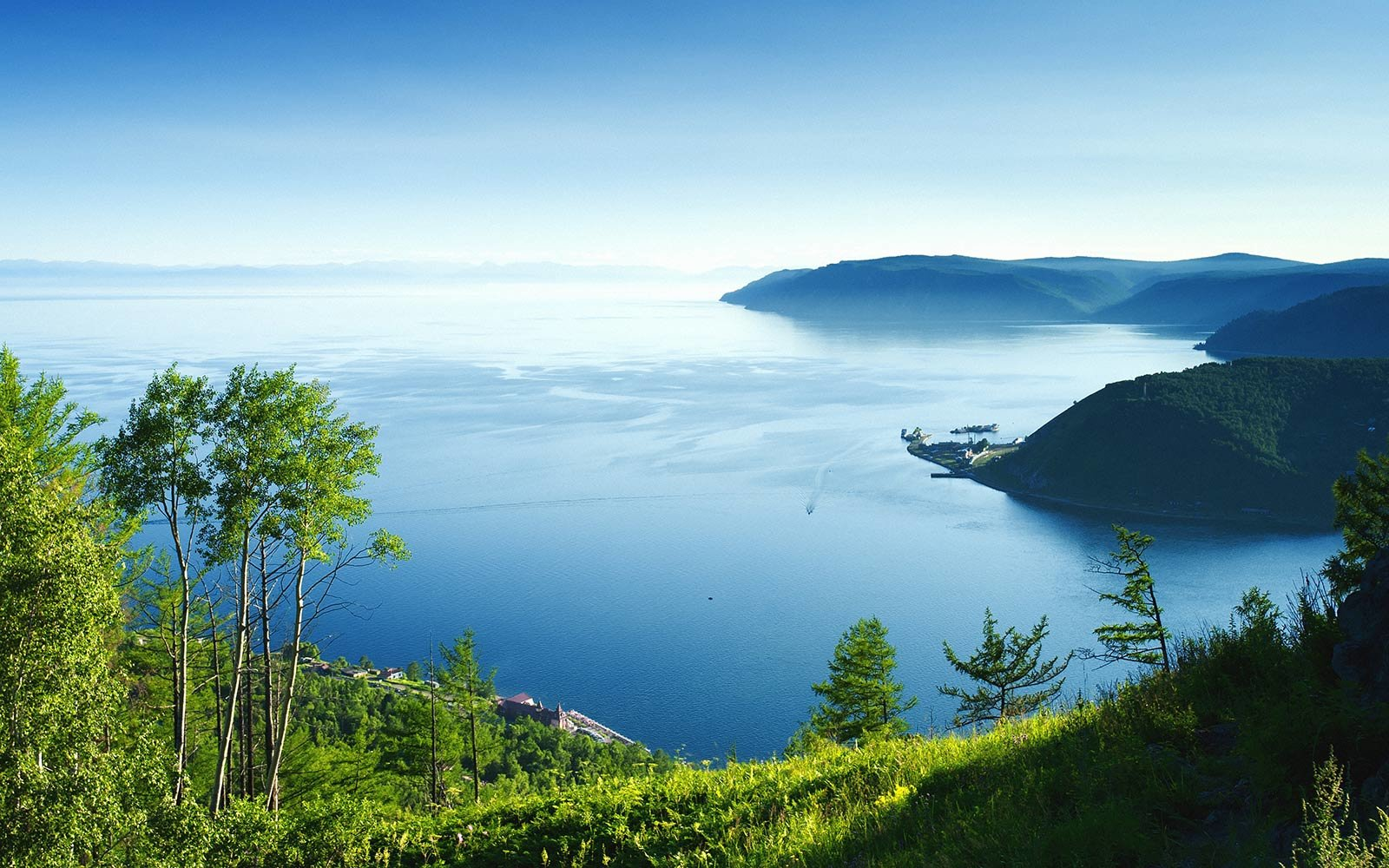 Biggest/deepest/largest Lakes in the World