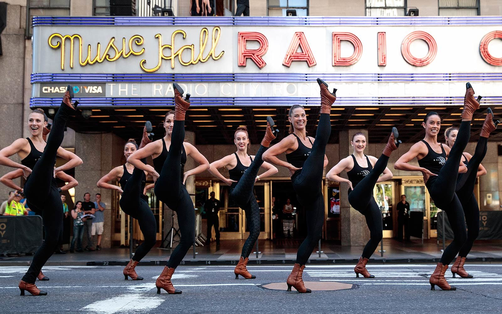 How a Rockette Spends Her Day Off in NYC