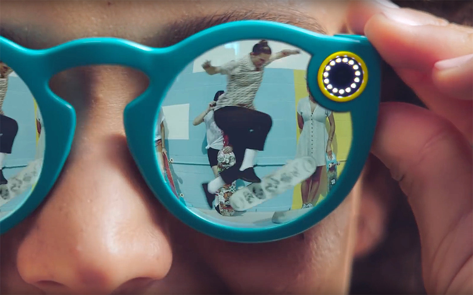 Here's How You Can Buy Snapchat's New Camera Glasses