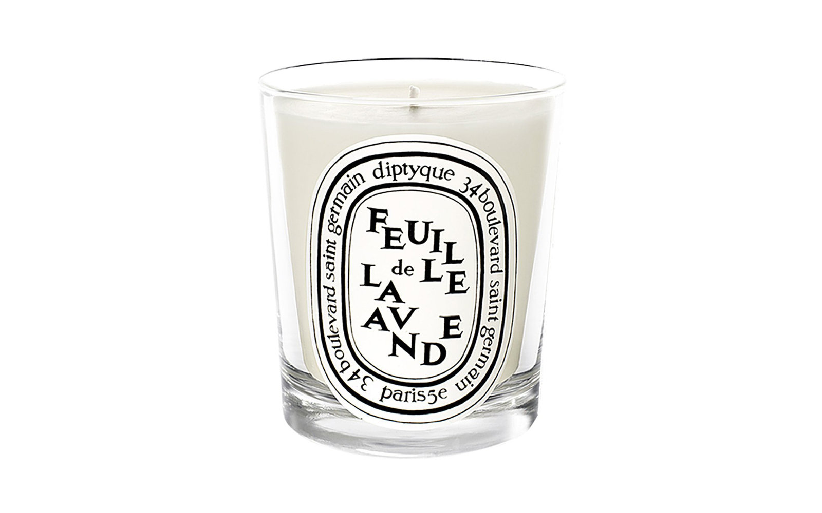 Diptyque Feuille de Lavande Scented Candle (2.4 ounces)