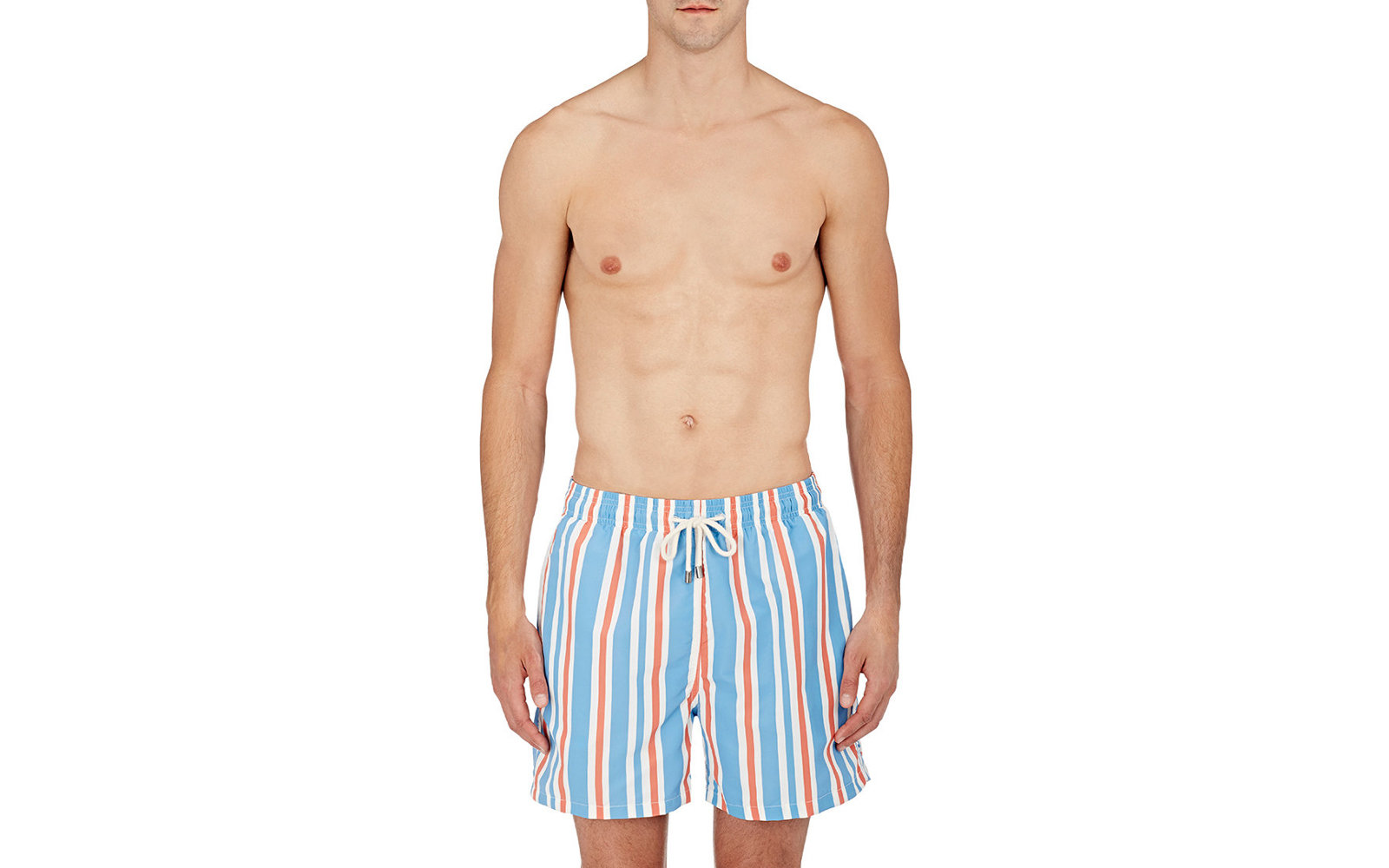 Solid and Striped  The Classic  Swim Trunks