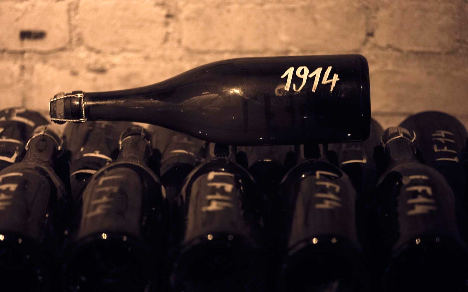 Century Old Champagne
