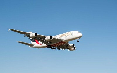 Book 2-for-1 Flights This Black Friday With Emirates