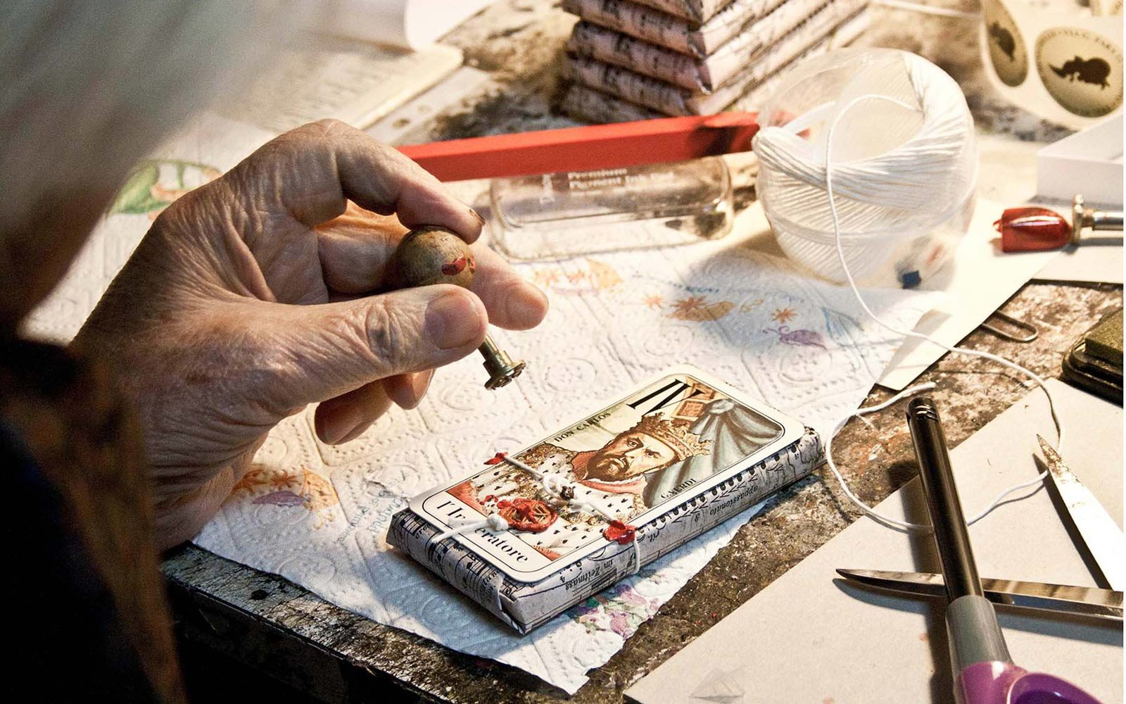 Italian Stories, Artisan Workshops and Tours, Italy