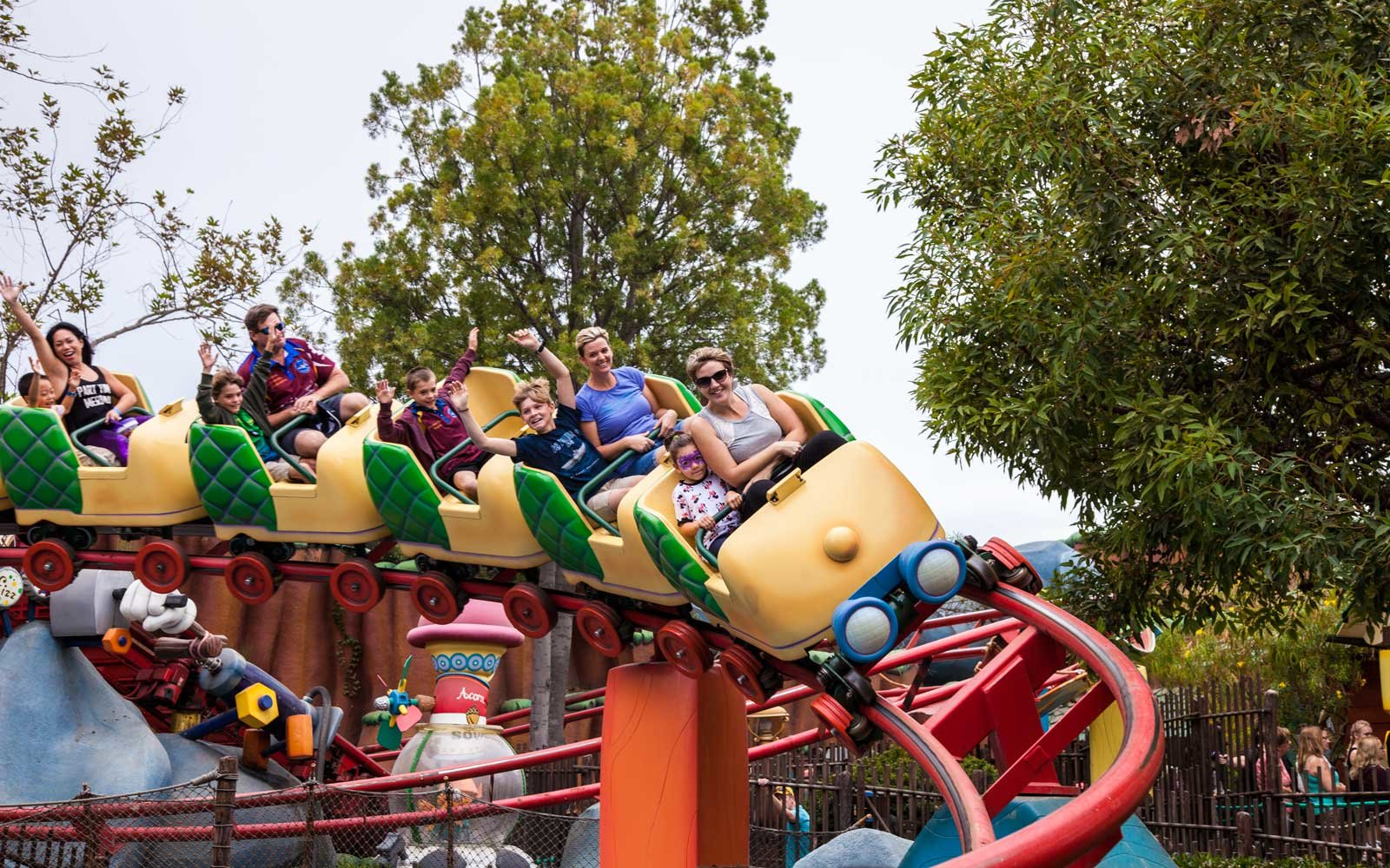 Every Ride At Disneyland Ranked