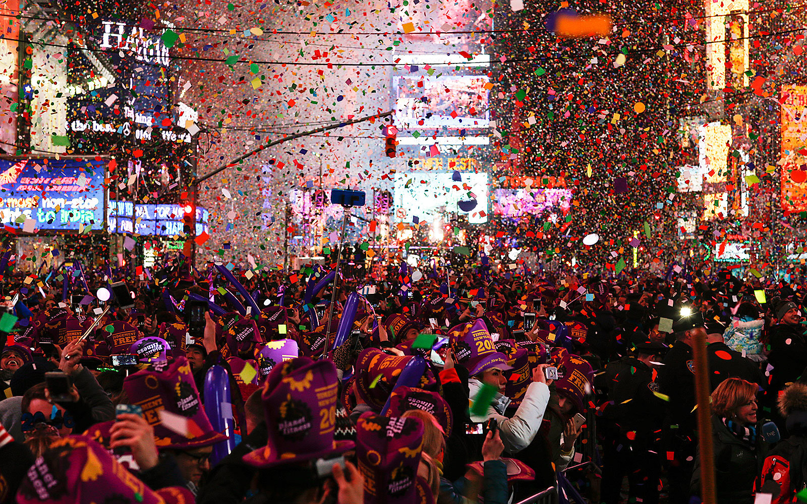 Free things to do on New Year's 2017