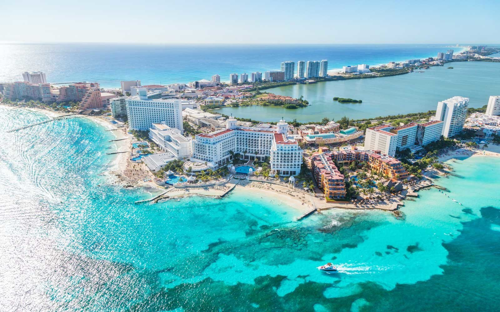 The Best All-Inclusive Resorts in Cancun | Travel + Leisure Cancun Map Of Hotels And Resorts on