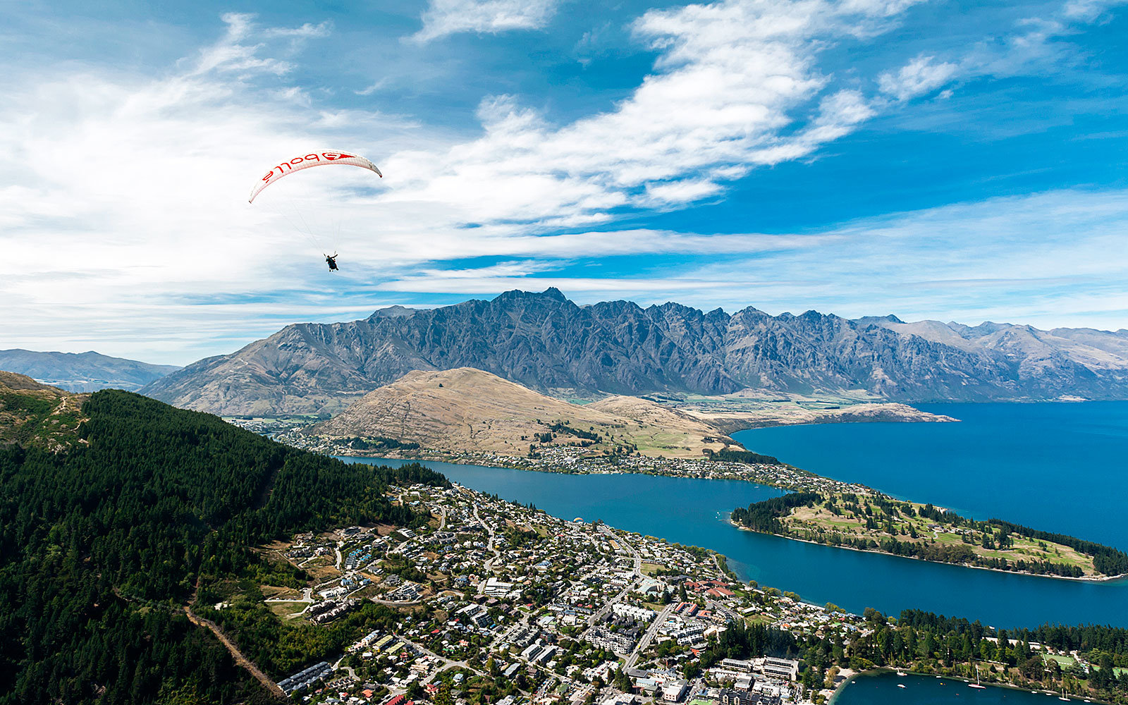 Get sporty in New Zealand