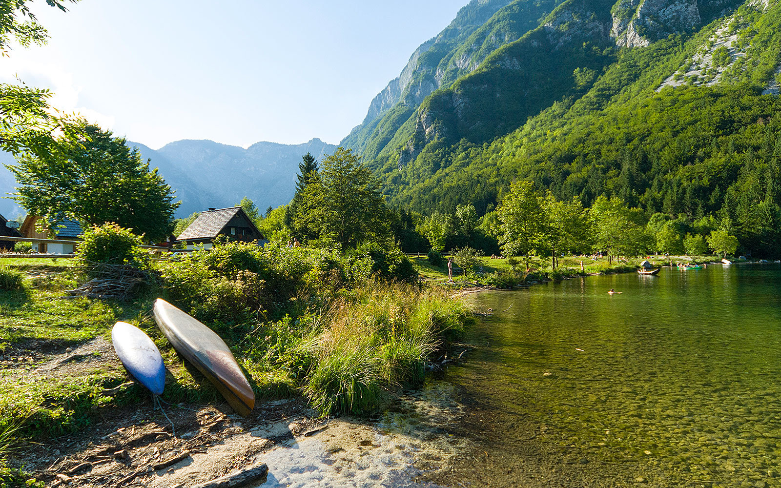 Explore nature in Slovenia