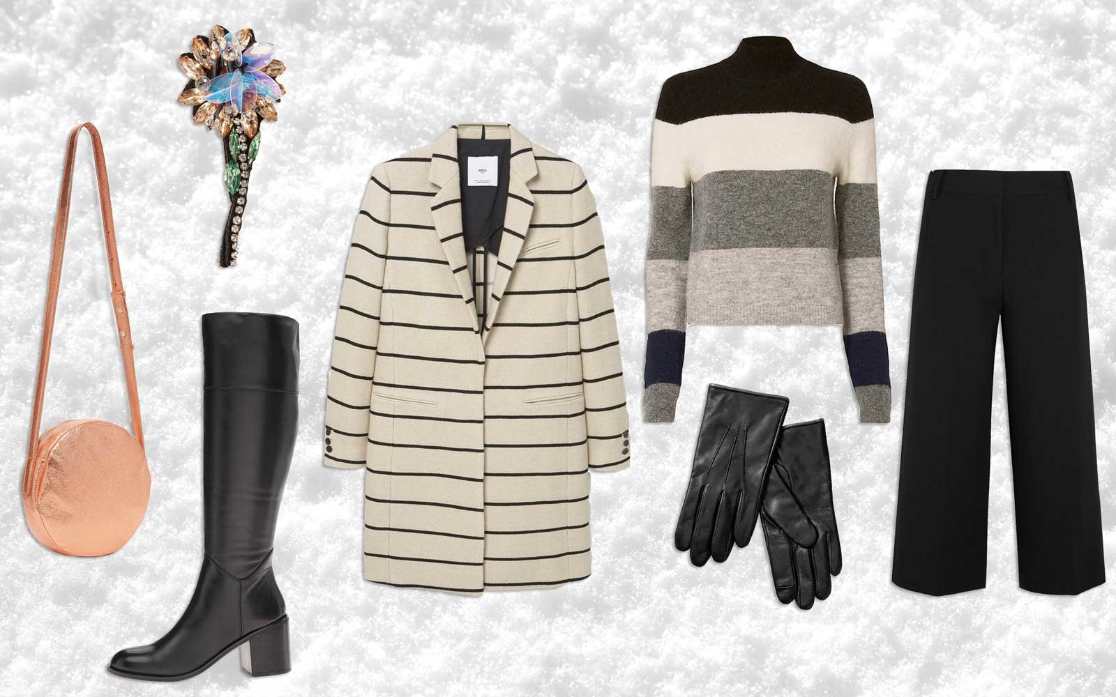 Best Winter Travel Outfits
