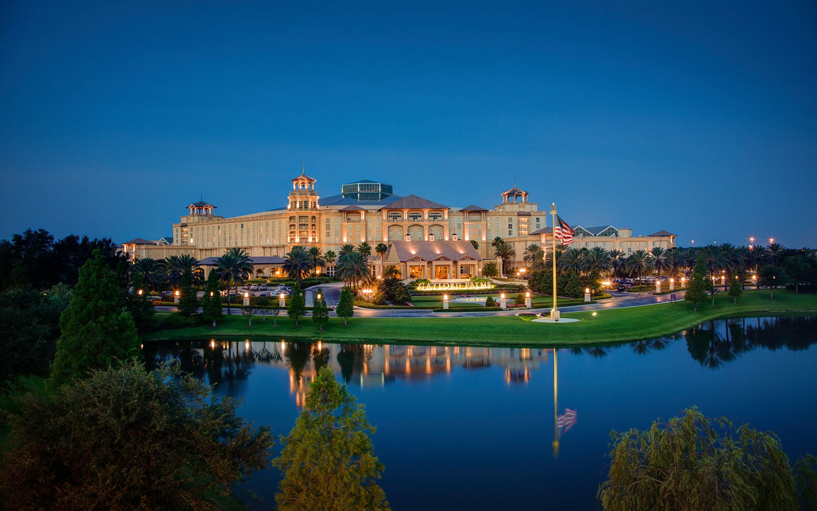 Hotels Near Hollywood Studios Florida