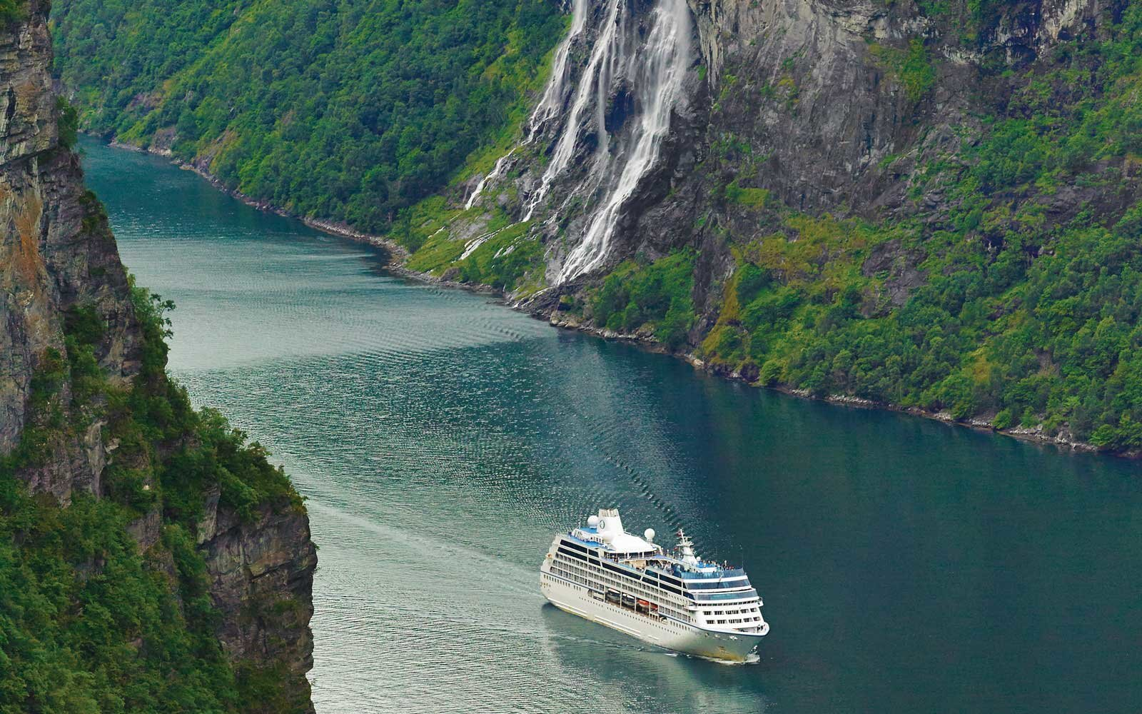 Five Things to Know About Oceania Cruises' Sirena Cruise