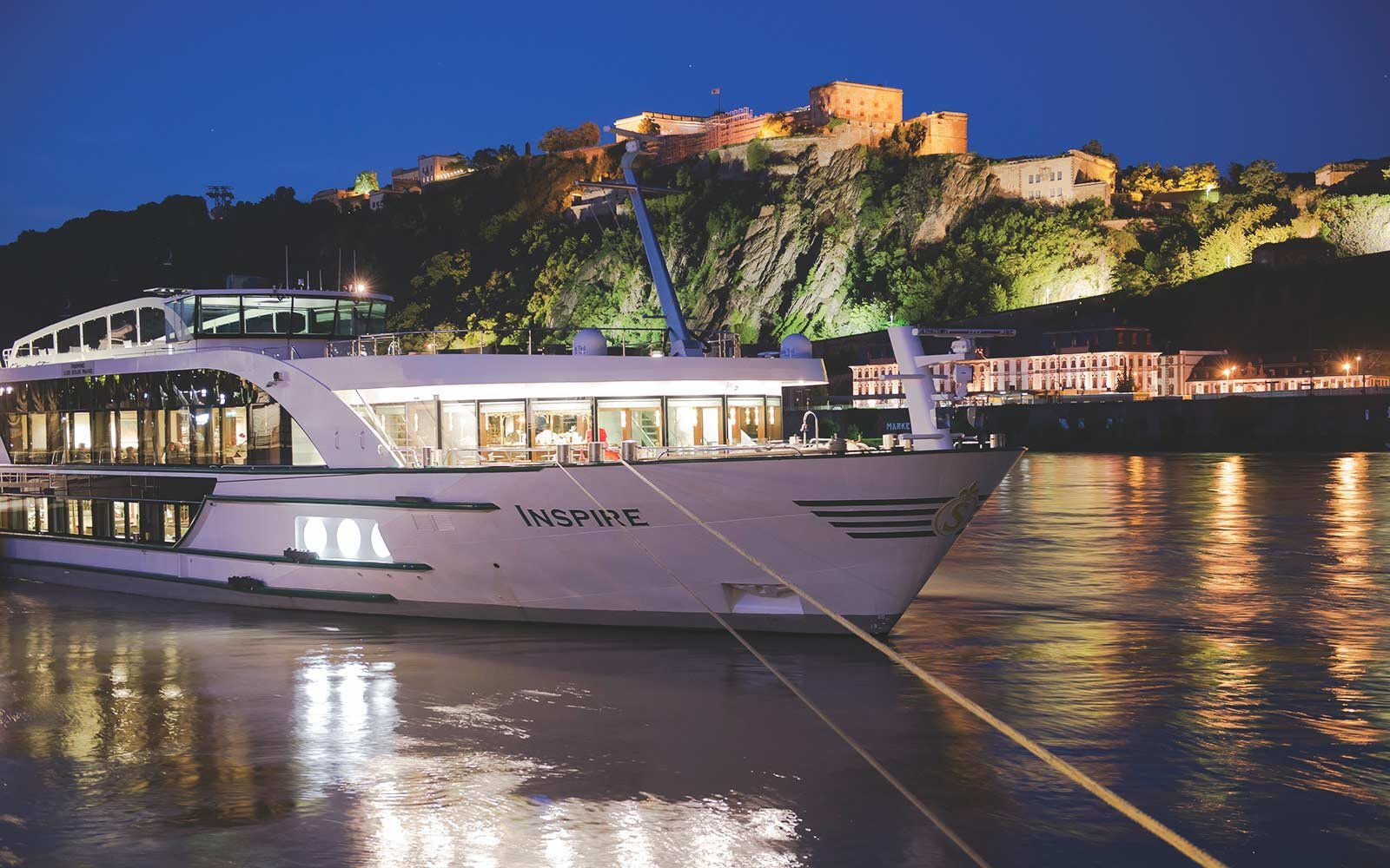 Five Things to Know About Tauck's MS Inspire Cruise Ship | Travel +