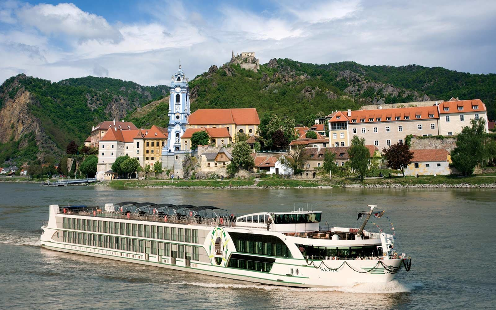 Five Things to Know About Tauck's MS Savor Cruise Ship | Travel +