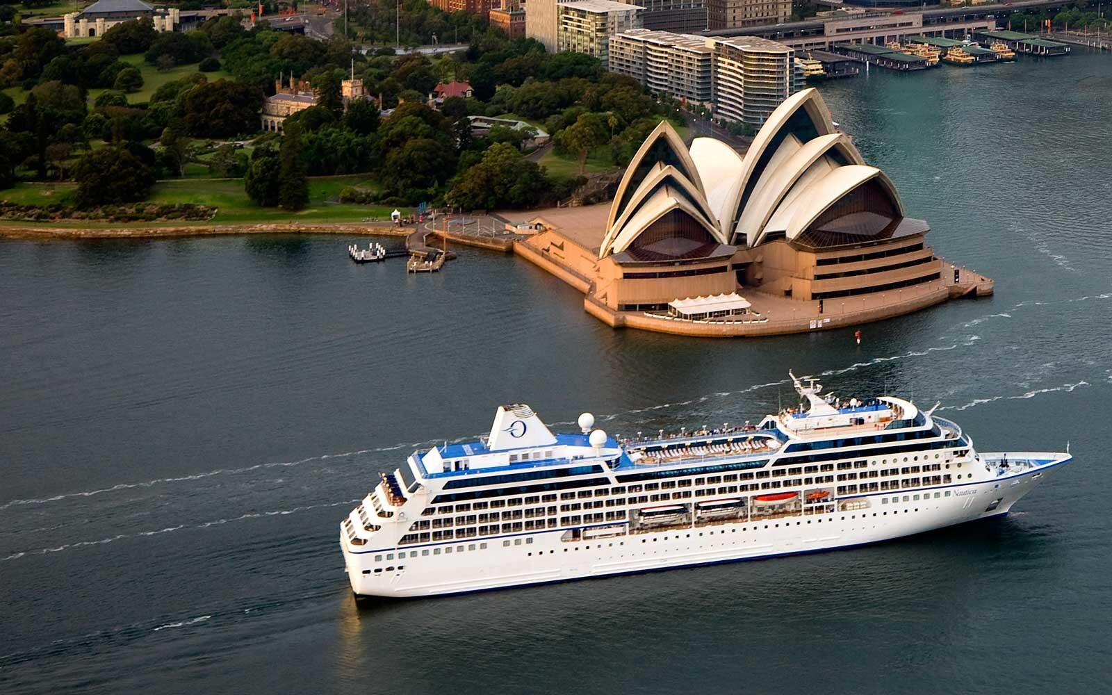 Five Things to Know About Oceania Cruises' Insignia Cruise