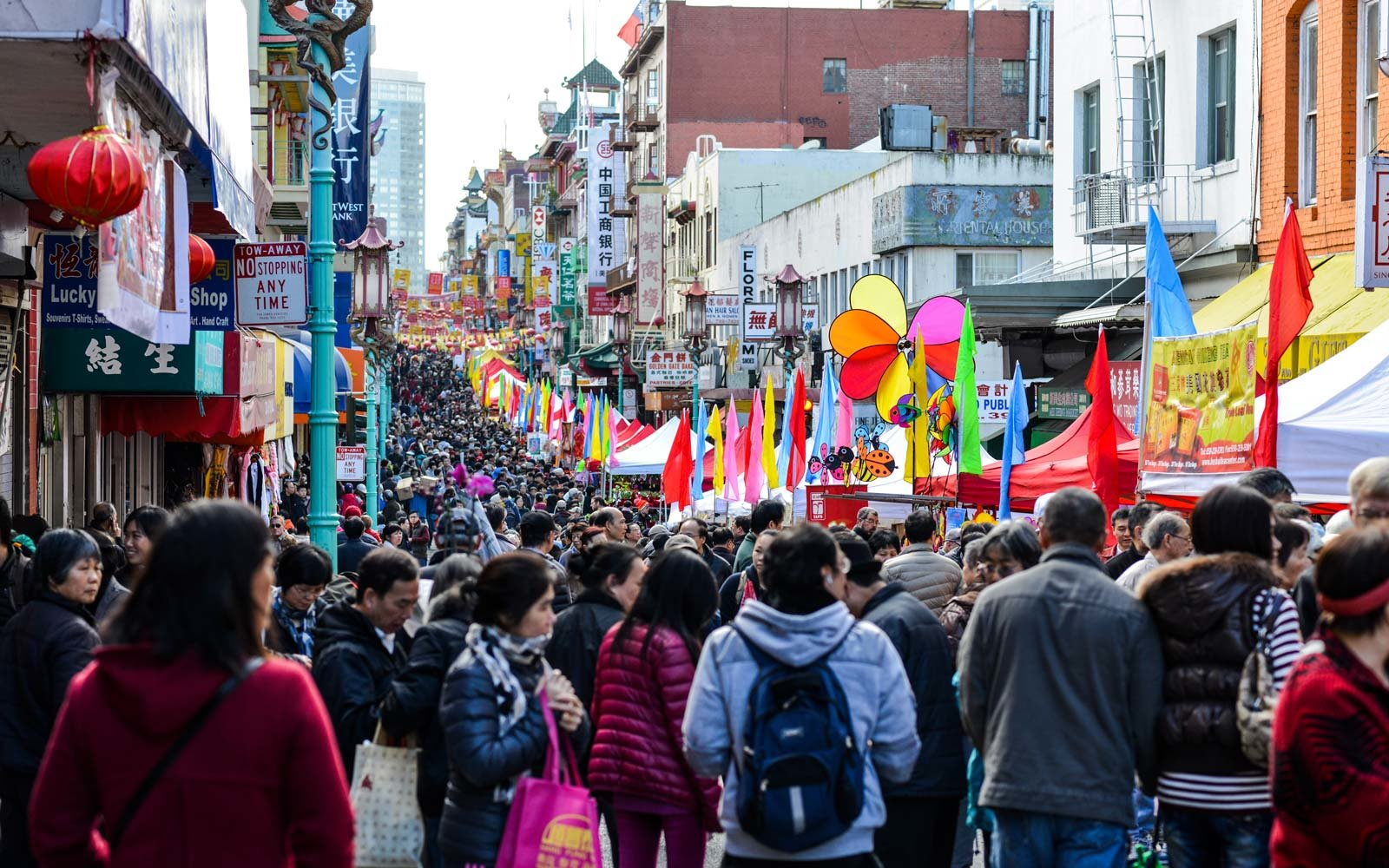 Best Chinatowns for Chinese New Year