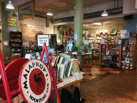 aff60bcd028c The Independent Bookstores Every Booklover Should Visit in the U.S. ...
