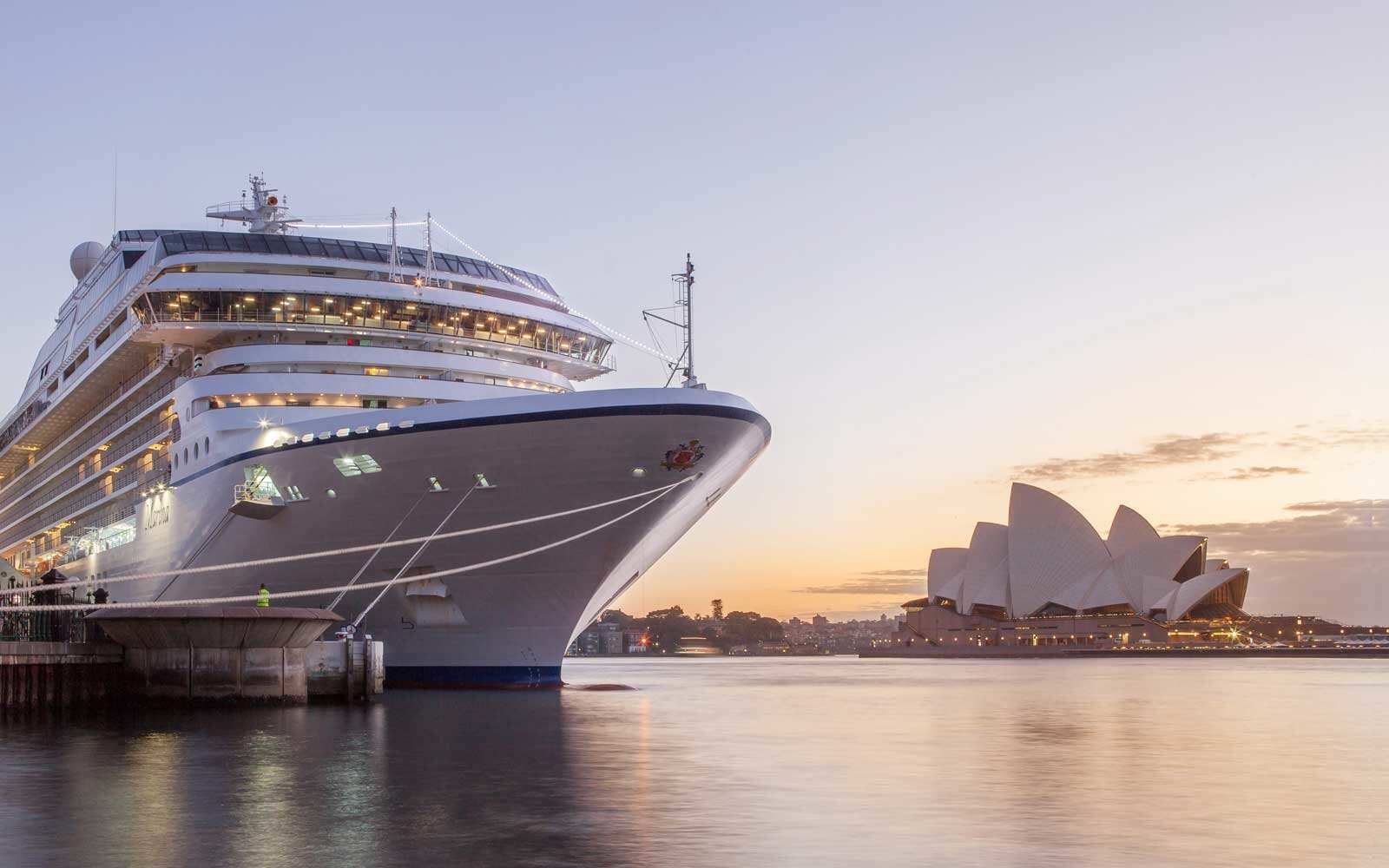 Five Things to Know About Oceania Cruises' Marina Cruise Ship