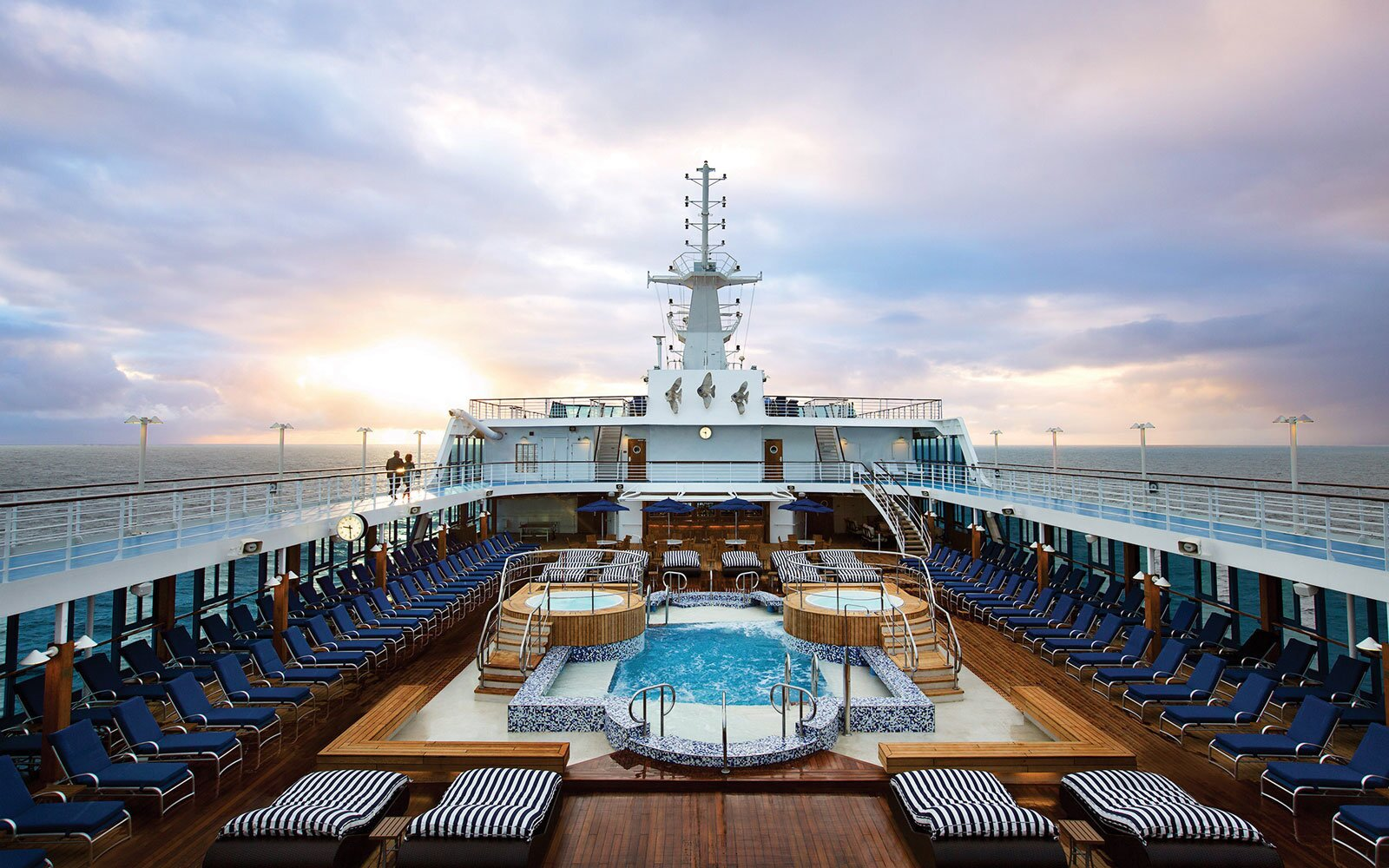 Five Things to Know About Oceania Cruises' Nautica Cruise Ship
