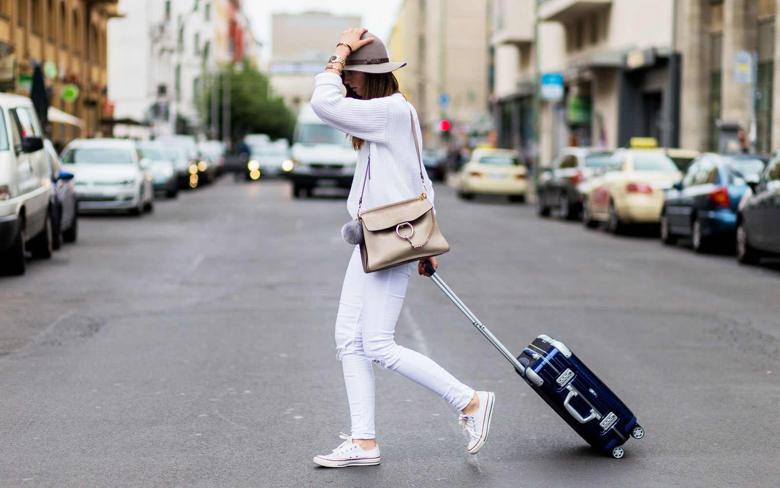 5124b750ddf The Stylish Comfy Shoes That Celebrities Wear for Traveling | Travel ...