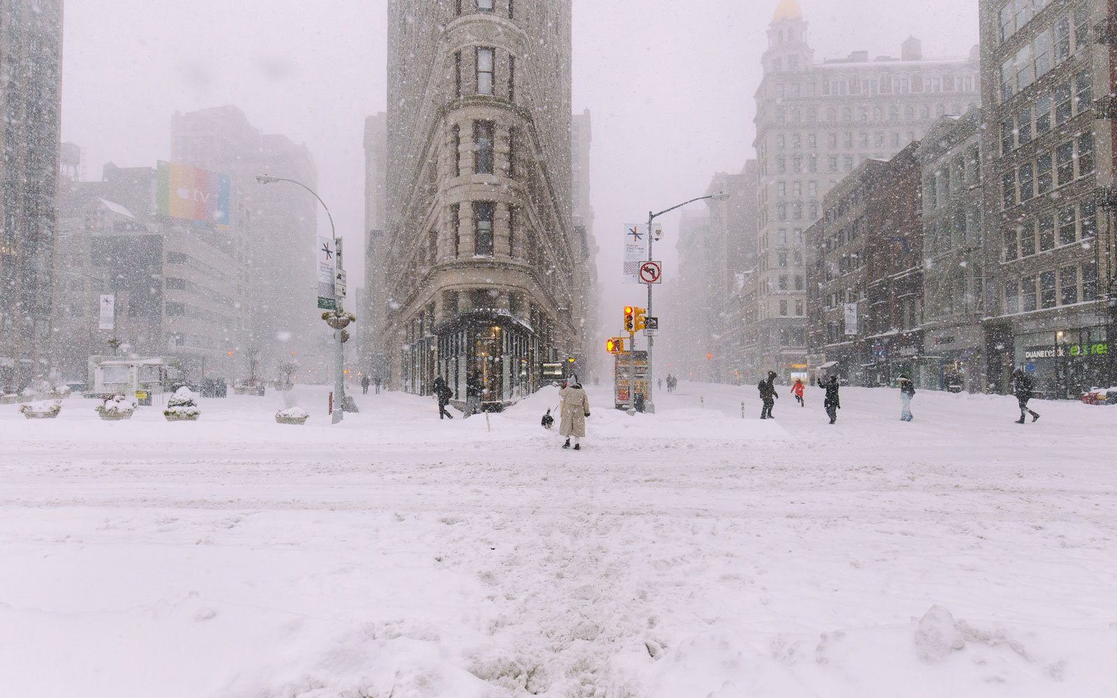 Flatiron,   New York City