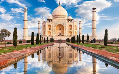 Secrets, History, and Facts About the Taj Mahal   Travel +