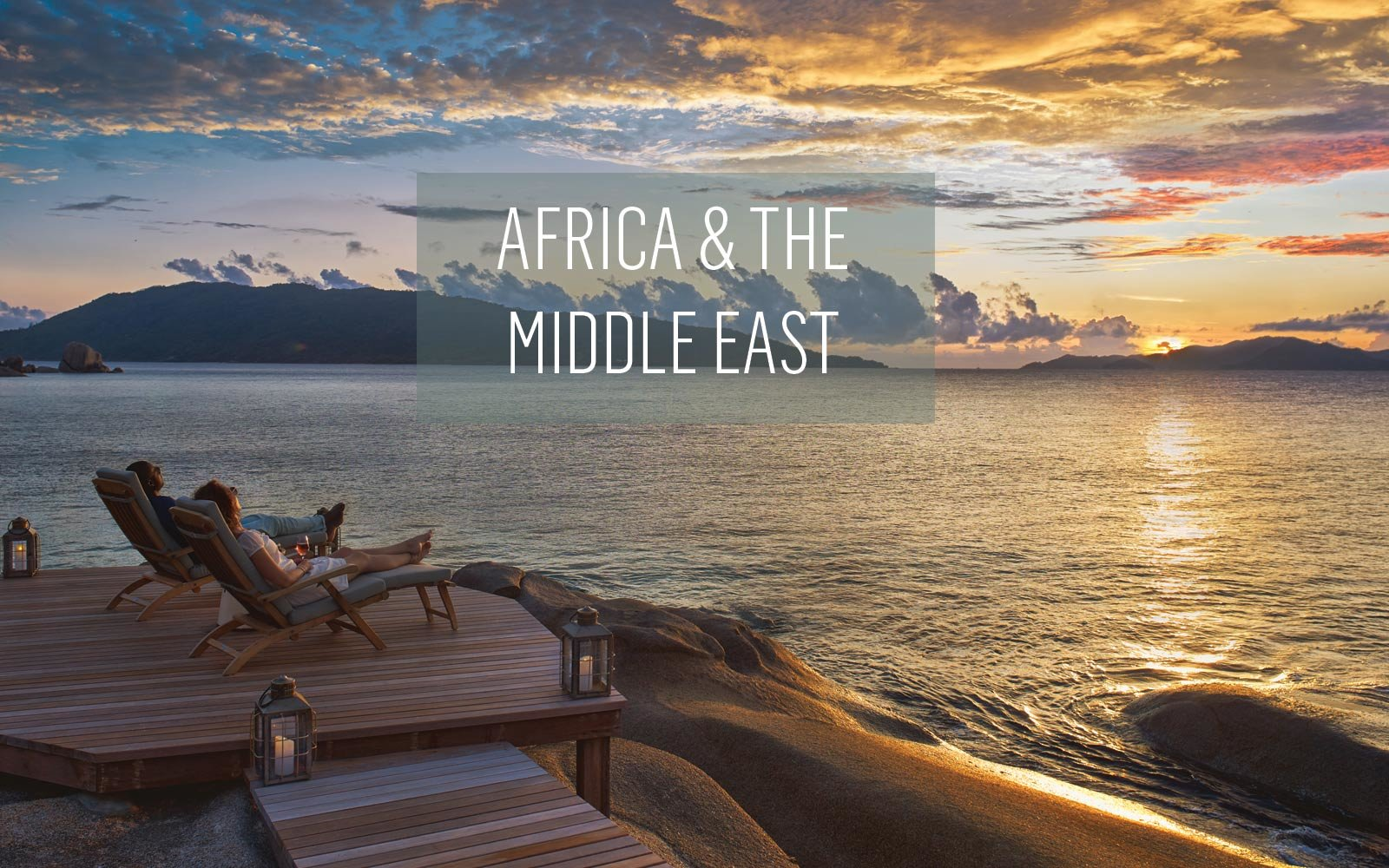 Africa and the Middle East, Six Senses Zil Pasyon