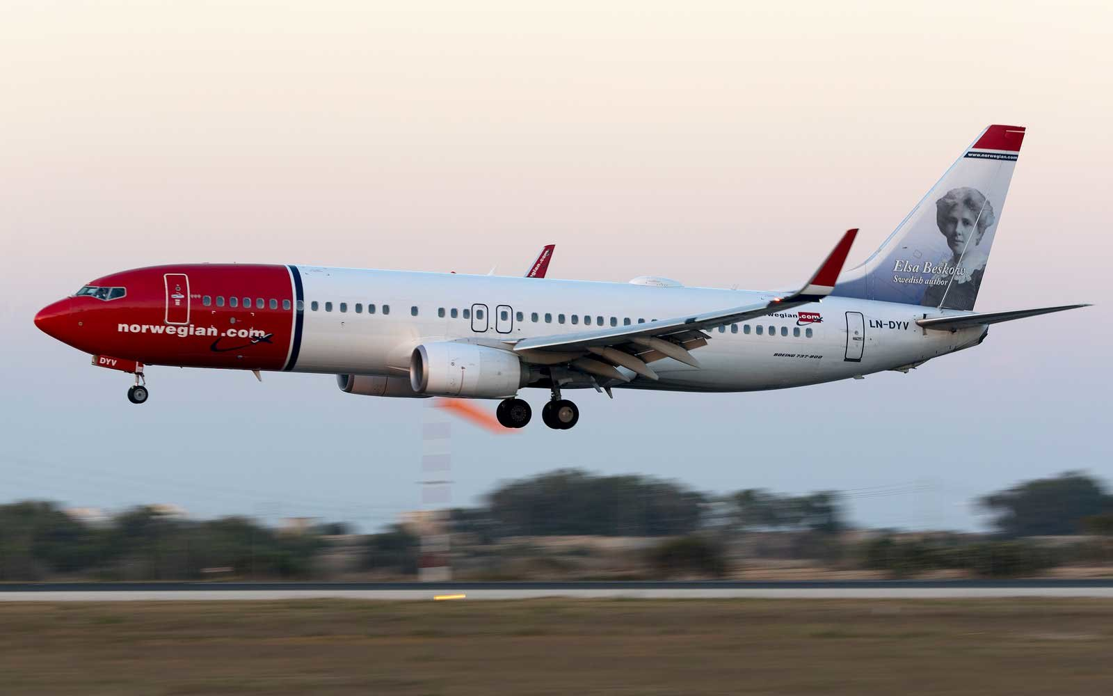 Norwegian Air $69 Flight