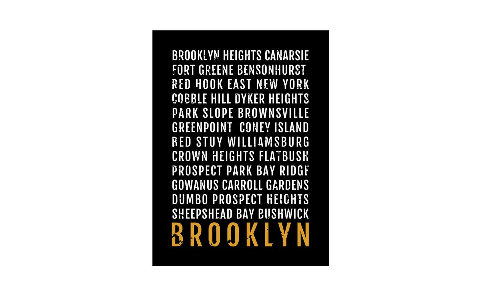 Home Decor Inspired By Brooklyn