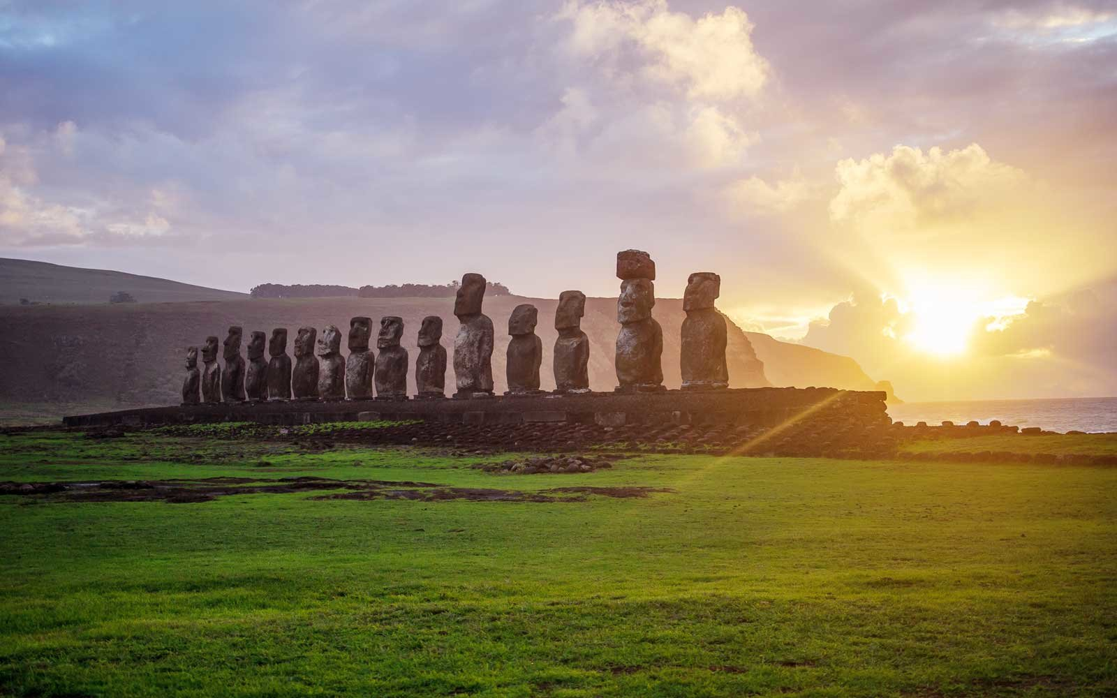 Easter Island Chile